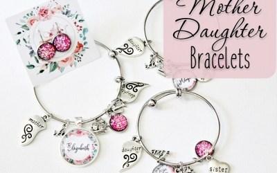 Mother-Daughter Bracelets