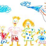 Οι ζωγραφιές των παιδιών δίνουν χαμόγελα ελπίδας!