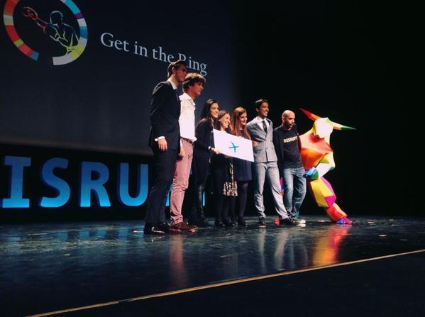 , Η Νannuka εκπροσωπεί τη Νότια Ευρώπη στον παγκόσμιο τελικό του διαγωνισμού επιχειρηματικότητας Get in the Ring!