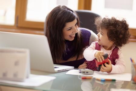 , Εργαζόμενη μαμά: πώς θα διατηρήσω την ενέργειά μου;