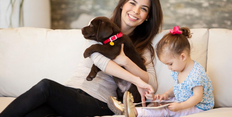 εργασία ως babysitter, Η ιστορία μιας babysitter που βρήκε εργασία από τη Nannuka!