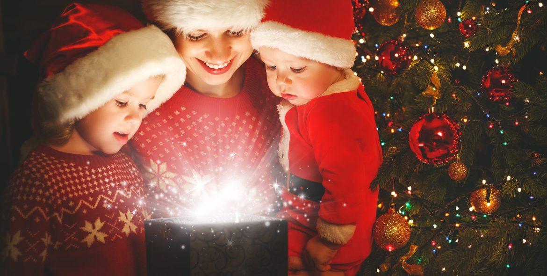 Μαγικά Χριστούγεννα στο σπίτι: ιδέες για όλη την οικογένεια!