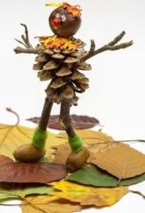 φθινοπωρινές κατασκευές, Φθινοπωρινές κατασκευές: ο πιο «φυσικός» τρόπος να παίξετε με τα παιδιά!