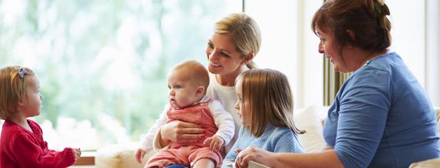 συνέντευξη babysitter, Πρώτη συνάντηση με τους γονείς: Τι να προσέξω;