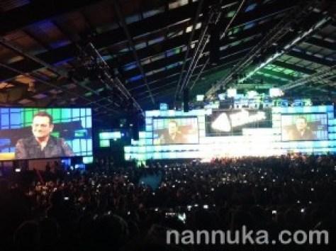Ο Bono στο Web Summit 2014