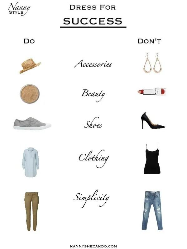 DressForSuccess-NannyStyle