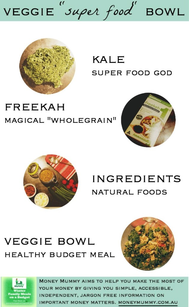 the veggie super food bowl money mummy