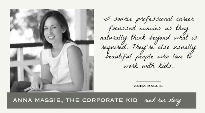 anna massie nanny spotlight interview