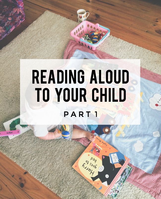 Reading Aloud To Your Child, Nanny Shecando, Da Poppins