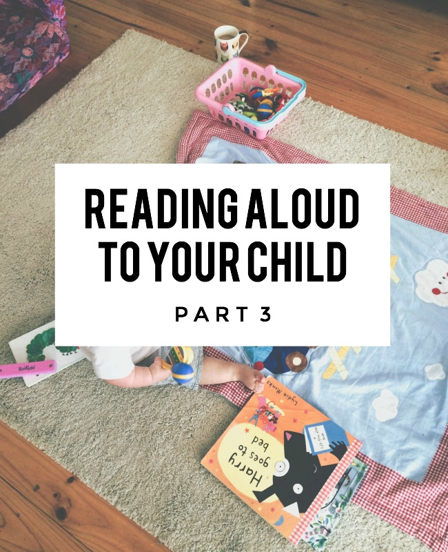 DA Poppins, NANNY SHECANDO, Read Aloud Series