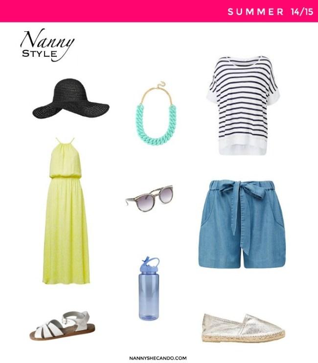 Nanny Style Guide: Summer 14/15, NANNY SHECANDO, FASHION