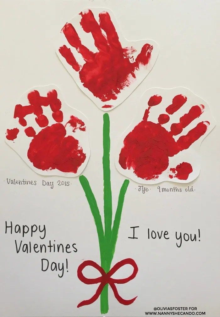 Valentines Day Easy Kids Craft