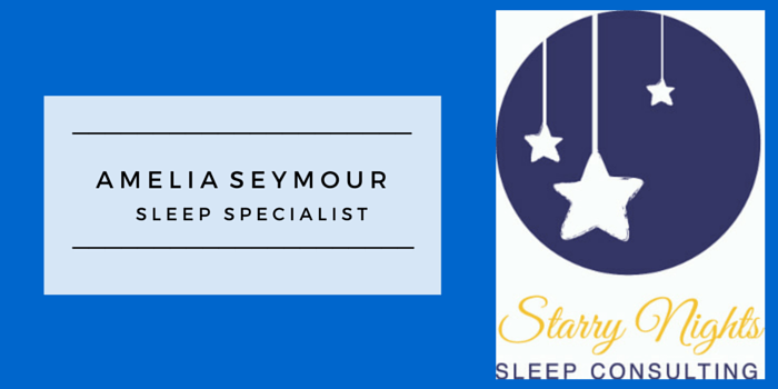 Starry Nights Sleep Consulting, NANNY SHECANDO, Amelia Seymour, Sleep Specialist
