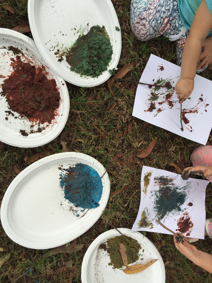Earth Day Craft Projects, NANNY SHECANDO