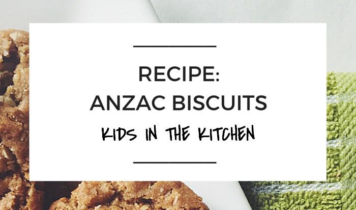 Anzac Day, Anzac Biscuits, NANNY SHECANDO