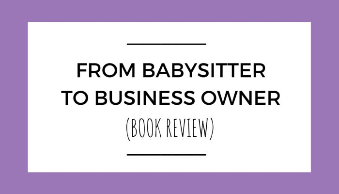 From Babysitter To Business Owner, Rachel Aren, In Rachel's Care