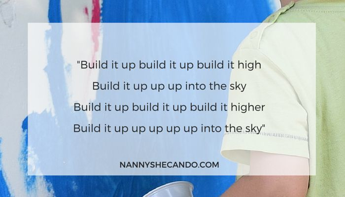 Back On Track Consultancy, school readiness, build it up high, nanny shecando