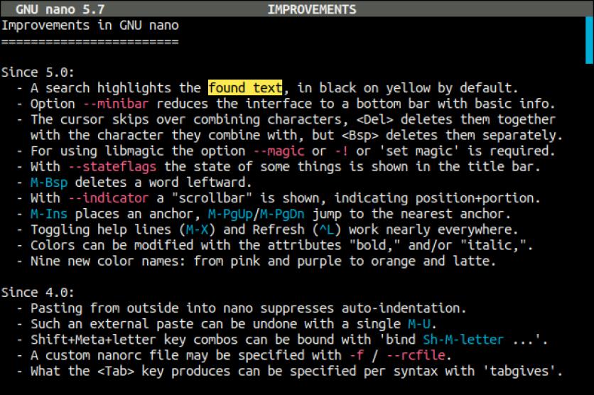 Banyak sekali Macam-macam text editor populer seperti gedit, nano, vi, pico, kate, sublime, visual studio code, vscode, atom, notepad++.