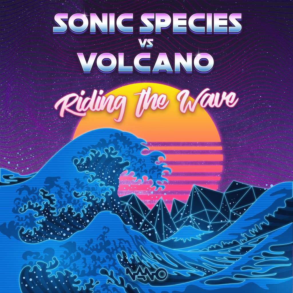 New Release: Sonic Species and Volcano – Riding The Wave