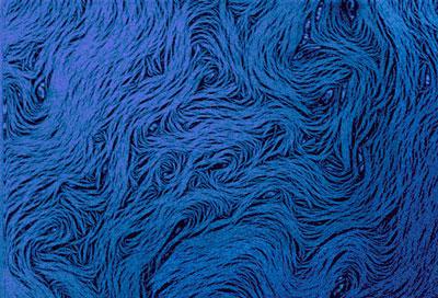 Van Gogh Nanotubes