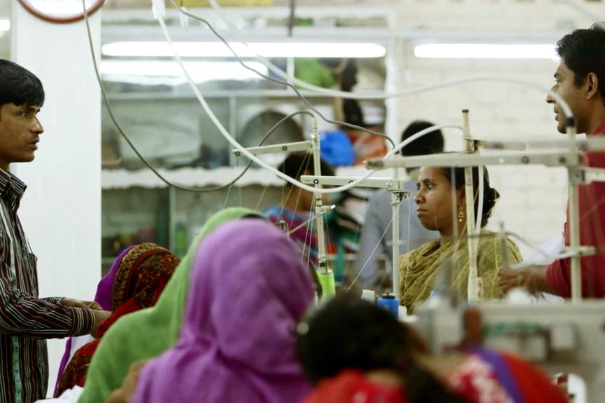 filmy o przemyśle tekstylnym
