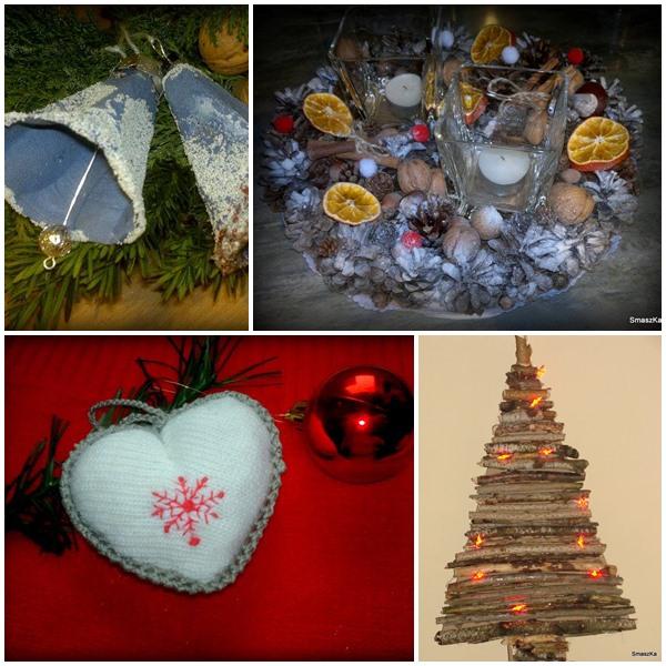 ozdoby świąteczne pomysły