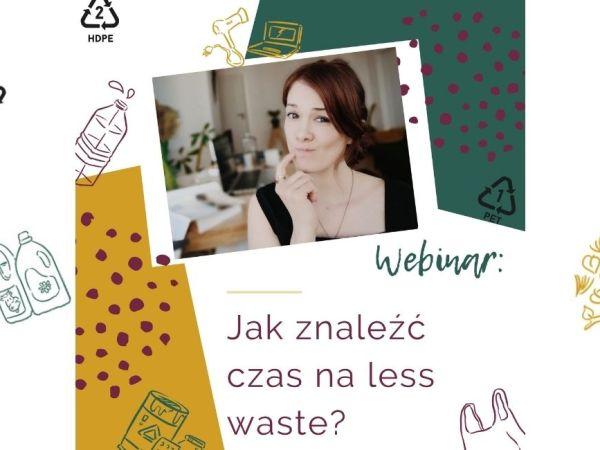 jak znaleźć czas na less waste