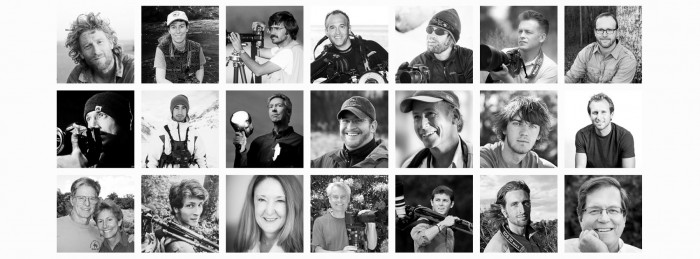Some of the amazing photographers featured on ALIVE Photo!