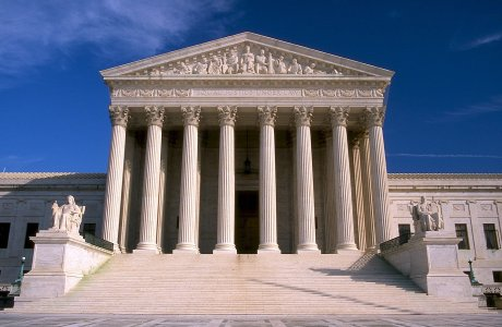 United States Supreme Court, photo by skeeze, royalty-free pixabay license