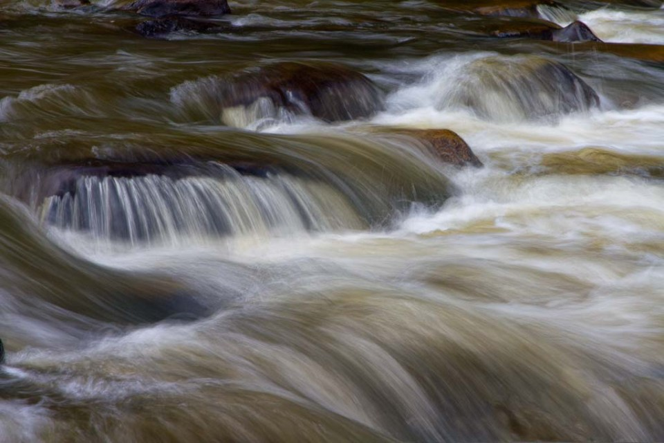 Ausable Rapids by David DesRochers