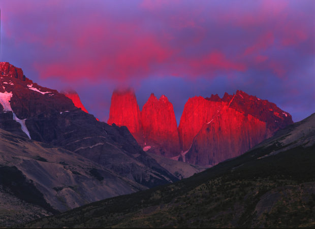 Torres del Paine, © Jerry Ginsberg