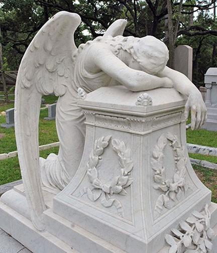 weary angel