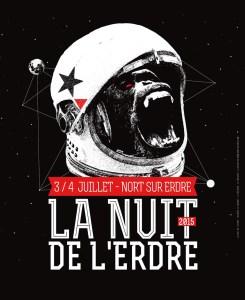 Festival La Nuit de l'Erdre 2015