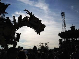 Long Ma le cheval dragon en août 2015 à Nantes - Nantaise (23)