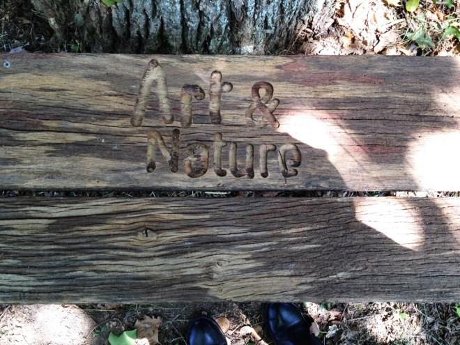 Parcours de Land art carquefolien