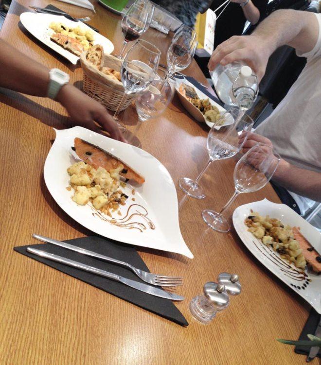 Atelier culinaire à Nantes