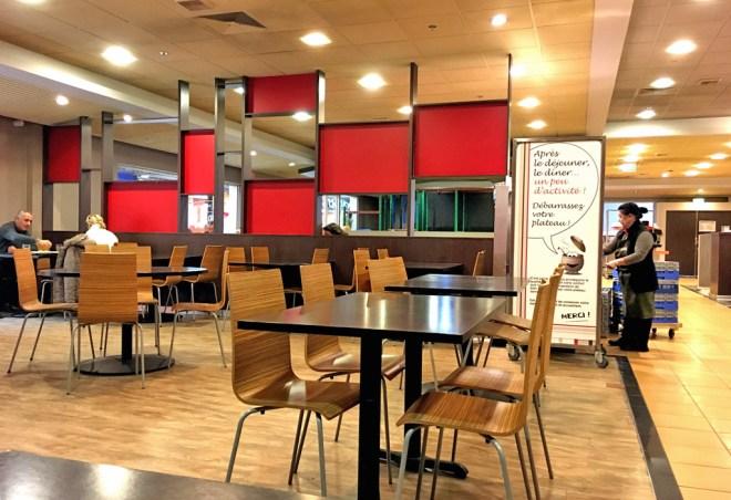 j'ai testé : le restaurant A la bonne heure au centre beaulieu à Nantes