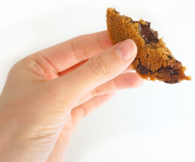 Mamm cookies, les cookies made in Nantes facile à faire