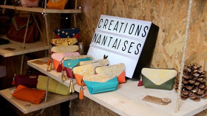 Création artisanale nantaise de sacs en cuir