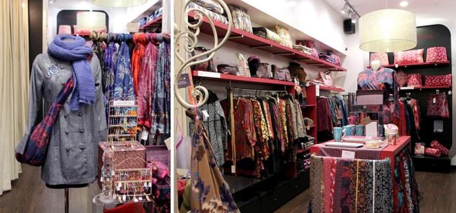 La Boutique La Fiancée du Mékong à Nantes