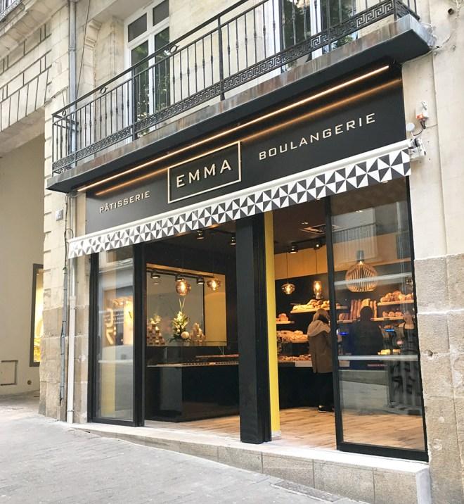 Emma pâtisserie à Nantes spécialiste des choux à la crème