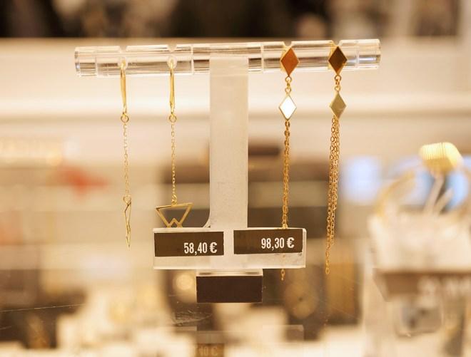 Shopping de bijoux manège à bijoux Leclerc Orvault grand val