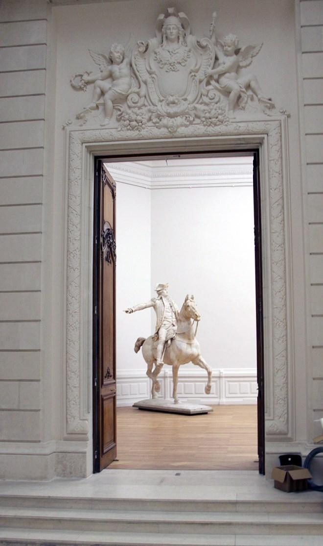 Sculpture au Musée d'arts de Nantes