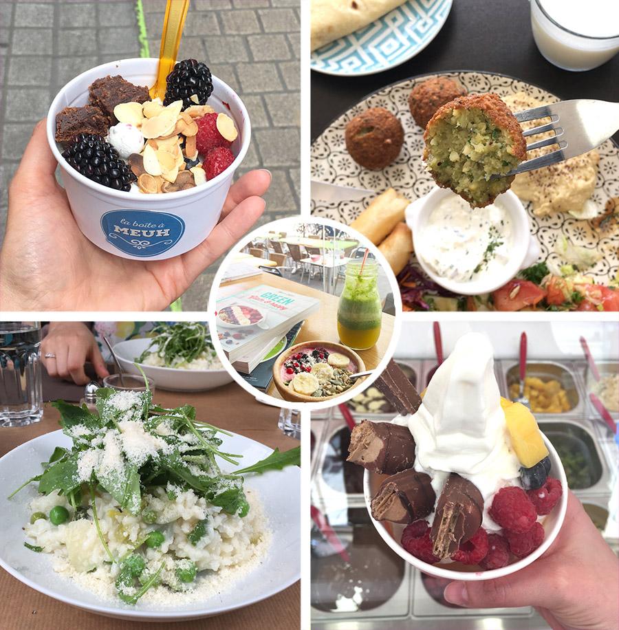 Spécialités gourmandes Nantes juin 2017