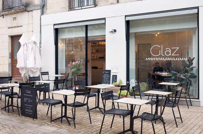 Glaz restaurant avec terrasse à Nantes centre