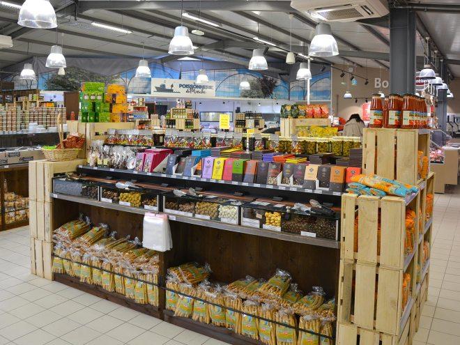 Couleur marché, primeur à L'Heure du marché Nantes Orvault