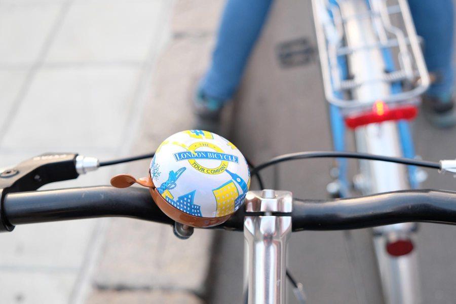 Tour de Londres à vélo avec The London bicycle tour company