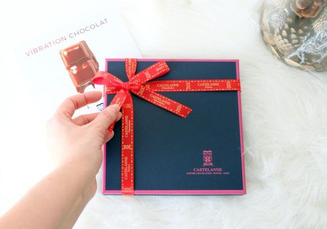 Joyeux Noël avec les chocolats nantais Castelanne