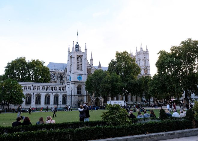 Westminster Abbey à Londres