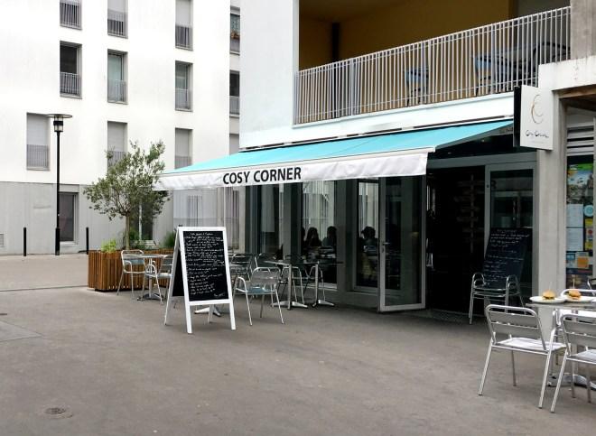 Cosy corner, restaurant cuisine maison à Nantes